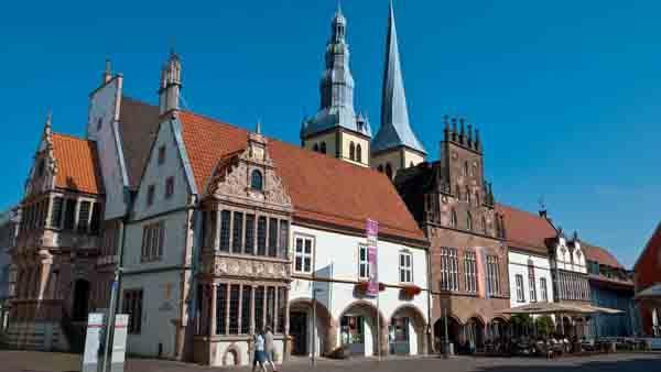Lemgo Sehenswürdigkeit Rathaus