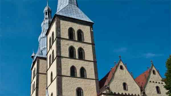 Lemgo Sehenswürdigkeit St. Nicolai