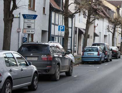 Lemgo Digital Station 5 optische Parkplatzsensoren